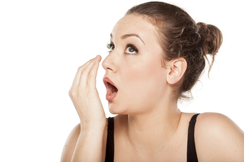 What Causes Bad Breath